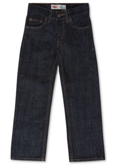 Levi's 505 Regular Fit Jeans, Toddler Boys