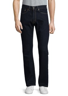 Levi's 505 Regular Fit Straight-Leg Jeans