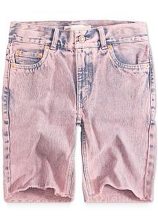 Levi's 511 Overdye Shorts, Big Boys
