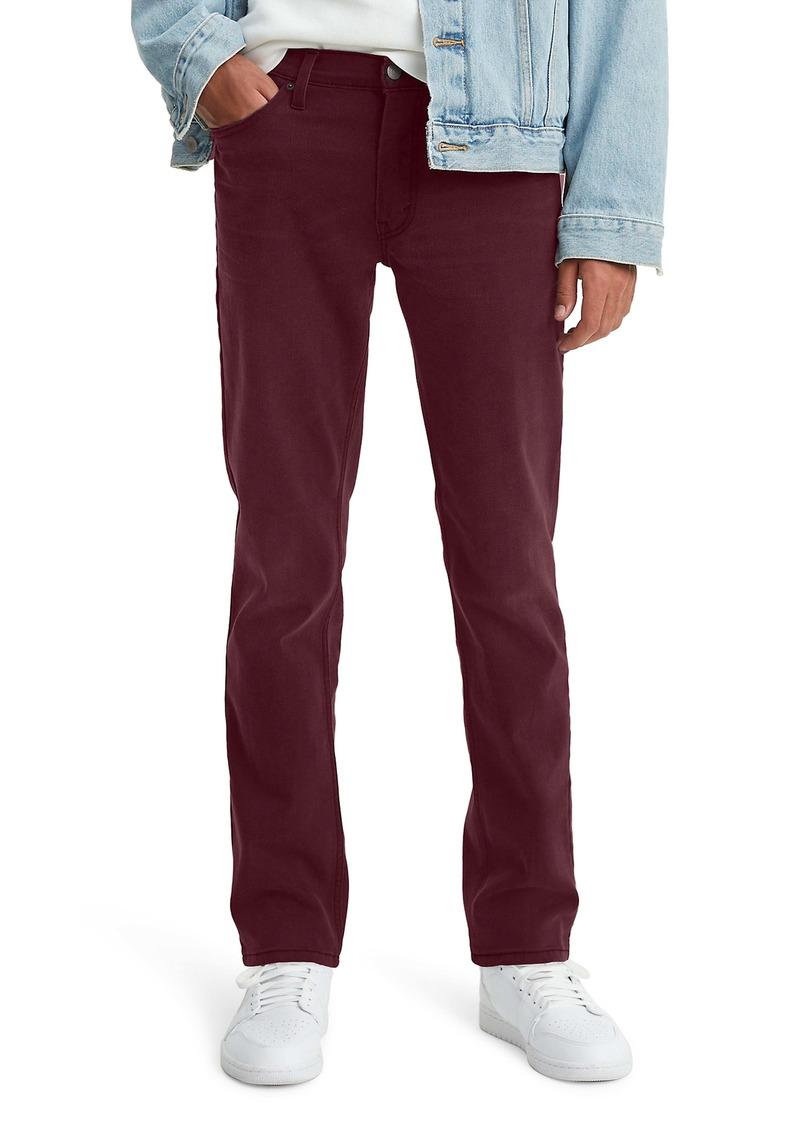 Levi's® 511™ Slim Fit Jeans (Winetasting)