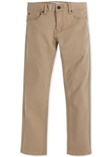 Levi's 511 Slim Fit Sueded Pants, Little Boys