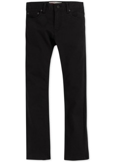 Levi's 511 Slim Fit Sueded Pants, Toddler Boys