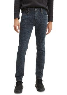 Levi's Men's 512 Slim Taper Fit Laser Printed Jeans