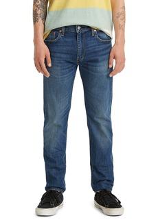Levi's® 512™ Slim Tapered Leg Flex Jeans (Folsom Blues)