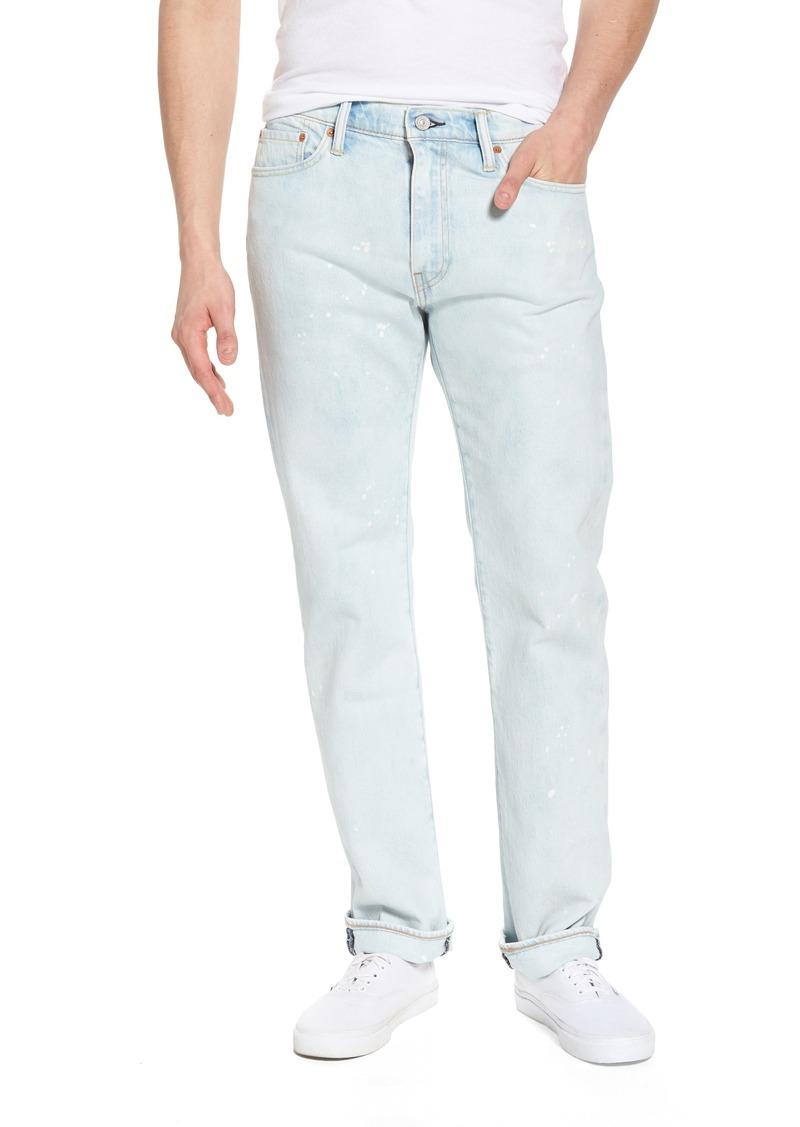 855bfa7d40 Levi's Levi's® 513™ Slim Straight Leg Jeans (Soul Me) | Jeans