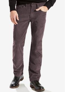 Levi's 514 Straight Fit Bedford Corduroy Pants