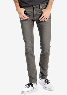 Levi's 519 Extreme Skinny Fit Ripped Jeans