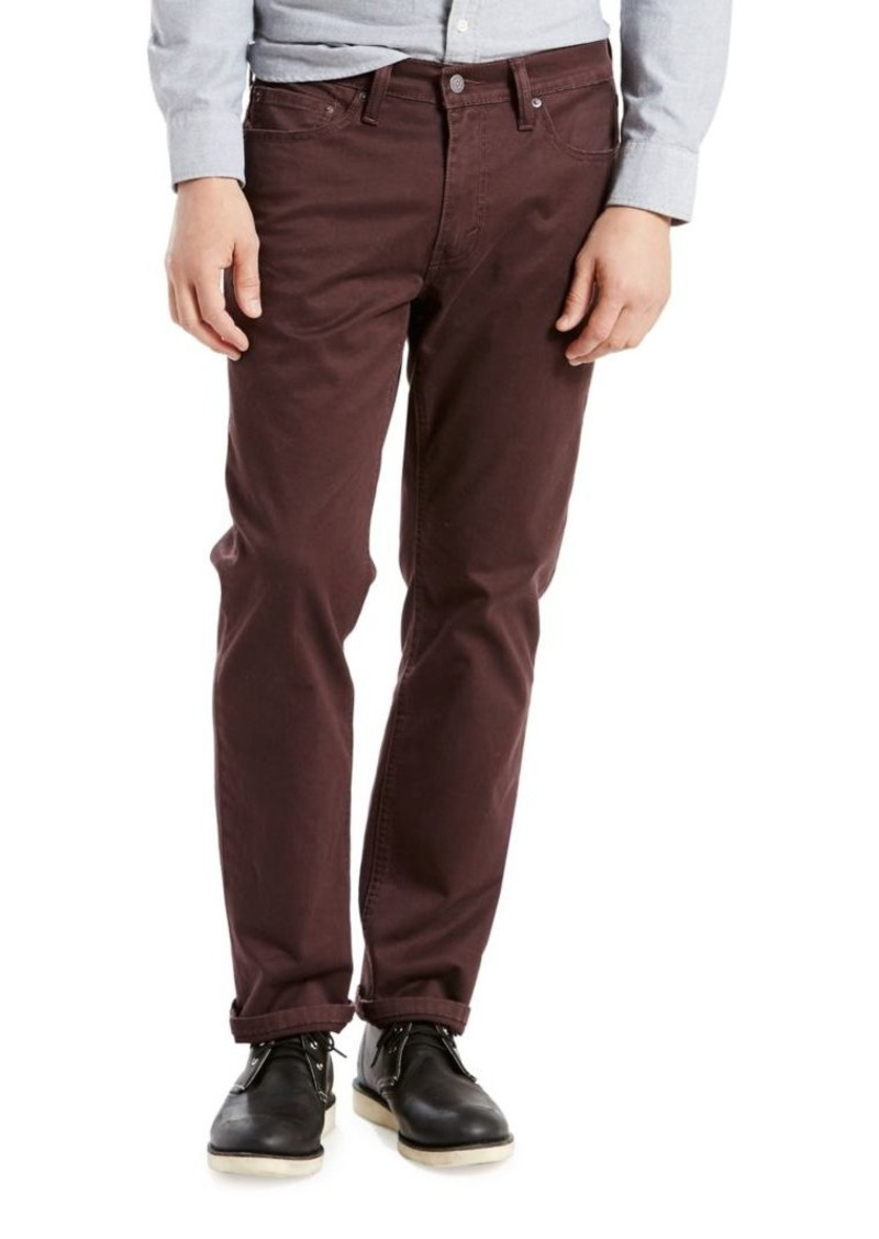 a39be6846b3 Levi's Levi's 541 Athletic-Fit Twill Pants