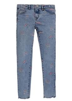 Levi's 710 Big Girls Super Skinny Jeans