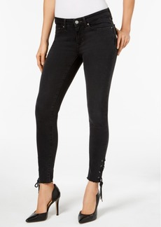 Levi's 711 Lace-Up Skinny Jeans