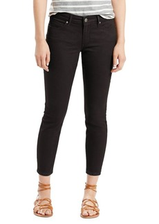Levi's 711 Mid-Rise Skinny Ankle Jeans