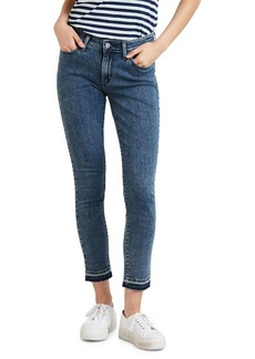 Levi's 711 Mid-Rise Skinny Jeans