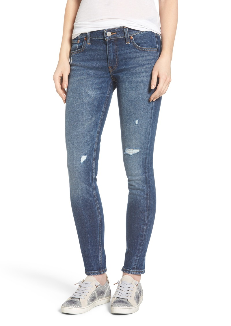 7f2319046bb Levi s Levi s® 711 Ripped Skinny Jeans (Mix Tape) Now  58.80
