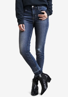 Levi's 720 HyperSculpt High-Rise Super-Skinny Ripped Jeans