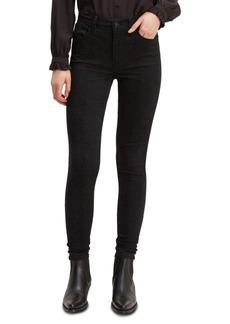 Levi's 720 Python-Print High-Rise Super Skinny Jeans