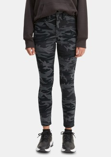 Levi's 721 Ankle High-Rise Skinny Jeans