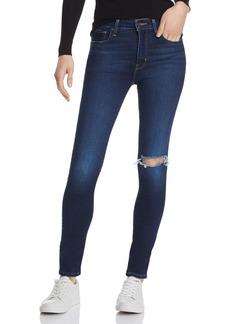Levi's 721 High-Rise Skinny Jeans in London Haze
