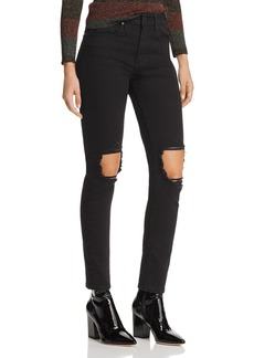Levi's 721 High Rise Skinny Jeans in Looker