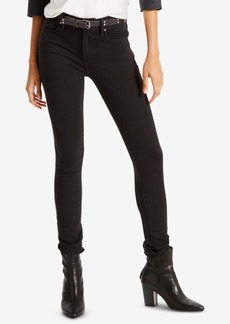 Levi's 721 High-Rise Skinny Jeans Short and Long Inseams