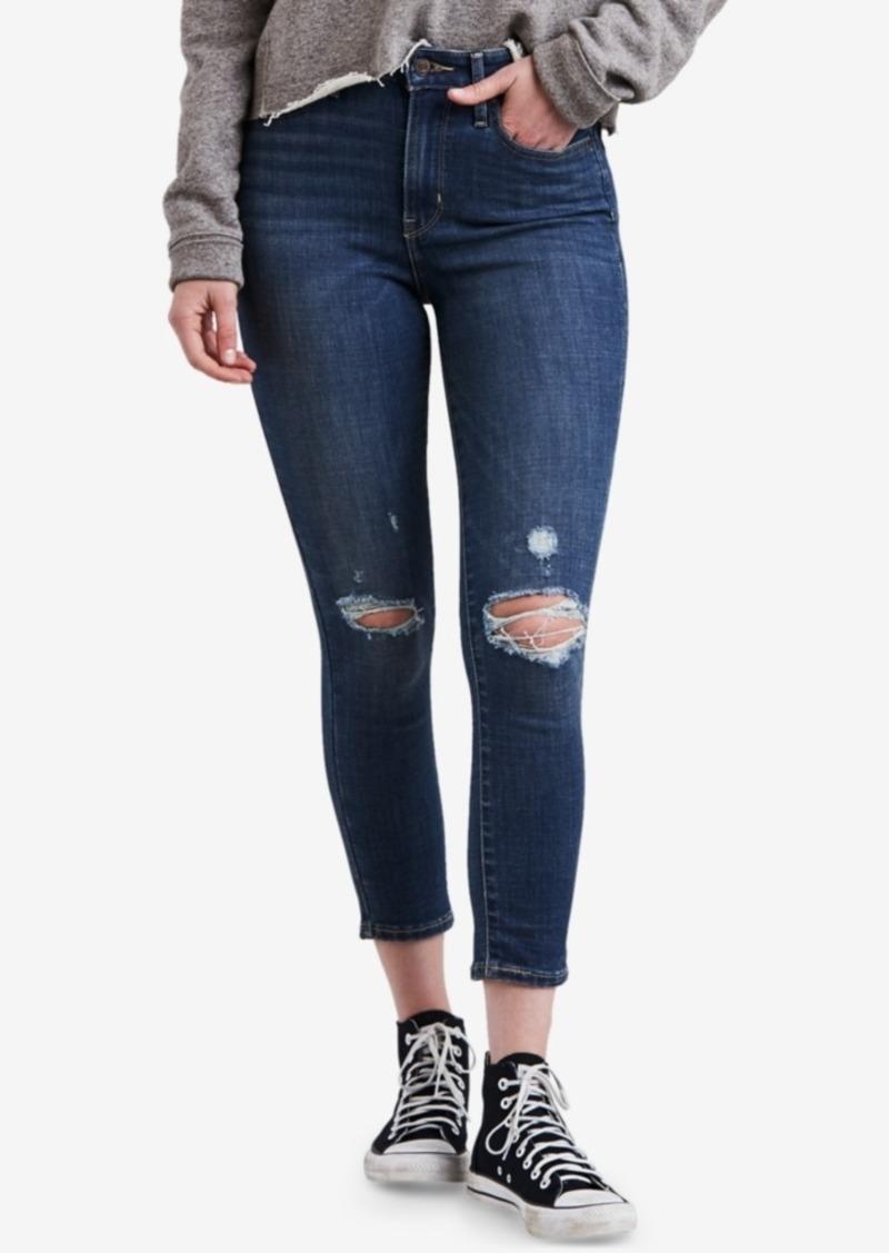 323f19461893 Levi's Levi's 721 Ripped High-Rise Skinny Jeans | Denim