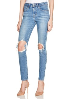 Levi's 721 Skinny Jeans in Rugged Indigo