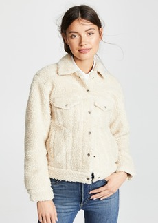 Levi's All Over Sherpa Jacket
