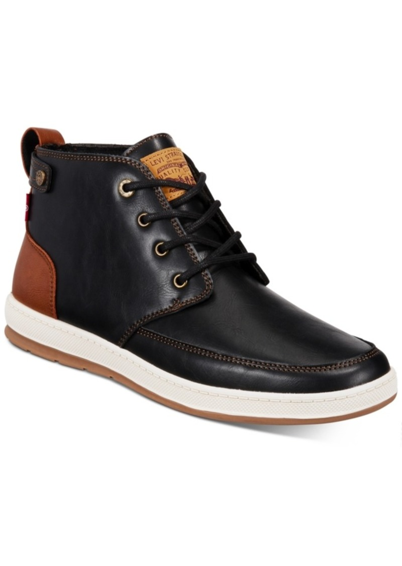 Levi's Atwater Moc-Toe Chukka Sneakers Men's Shoes