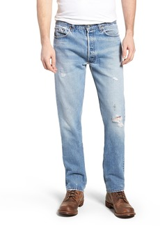 Levi's® Authorized Vintage 501™ Tapered Slim Fit Jeans (AV Blue)