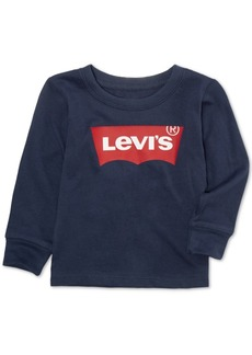 Levi's Baby Boys Long Sleeve Batwing Tee