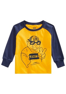 Levi's Baby Boys Graphic Cotton Shirt