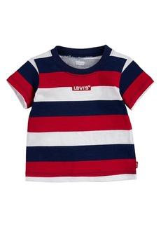 Levi's Baby Boys Short Sleeve Striped T-Shirt
