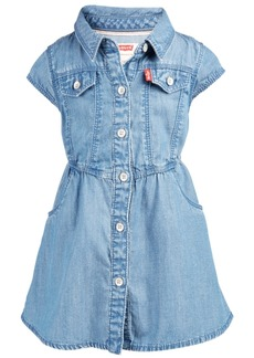 Levi's Baby Girls Parker Denim Dress