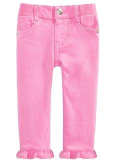 Levi's Baby Girls Ruffle Skinny Jeans
