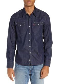 Levi's® Barstow Denim Western Shirt