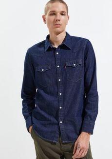 Levi's Barstow Western Standard Denim Button-Down Shirt