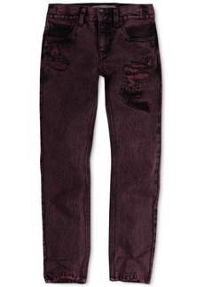 Levi's Big Boys 502 Regular Taper-Fit Cotton Jeans