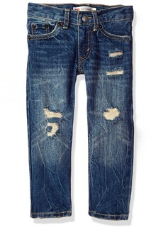 Levi's Big Boys' 502 Regular Taper Jeans