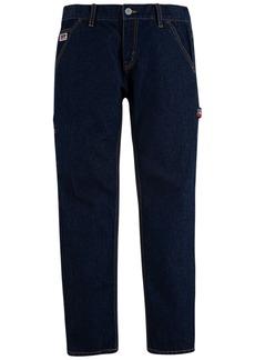 Levi's Big Boys 502 Regular Tapered-Fit Carpenter Jeans