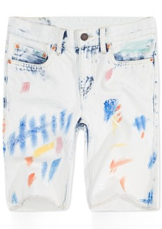 ccd8c6939 On Sale today! Levi's Levi's Big Boys 511 Distressed Slim Cotton Shorts