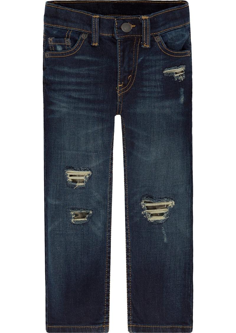814ed3c07 On Sale today! Levi's Levi's Big Boys' 511 Slim Fit Distressed Jeans