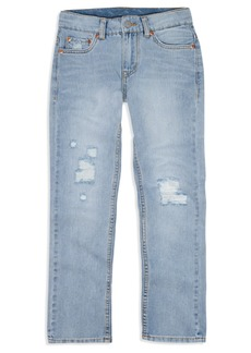 Levi's Big Boys 511 Slim-Fit Warp Stretch Jeans