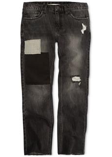 Levi's Big Boys 511 Slim-Fit Warp Stretch Patches Jeans