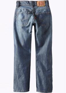 Levi's Boys 8-20 514 Slim Straight Jean BLURRED  Regular