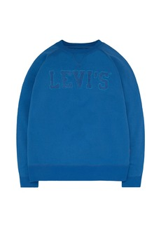 Levi's Boys' Big Crew Neck Sweatshirt  XL