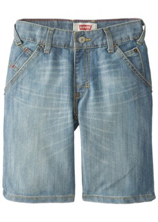 Levi's Big Boys' Holster Denim Shorts