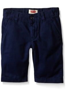 Levi's Boys' 511 Slim Fit Uniform Shorts