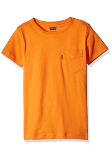 Levi's Big Boys' Basic T-Shirt  L