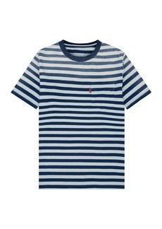 Levi's Big Boys' One Pocket T-Shirt  L