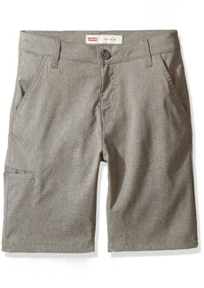 Levi's Boys' Big 511 Slim Fit Lightweight Stretch Shorts  16
