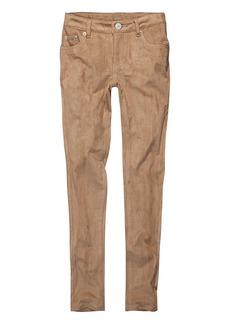 Levi's Big Girls' 10 Super Skinny Fit Faux Suede Jeans